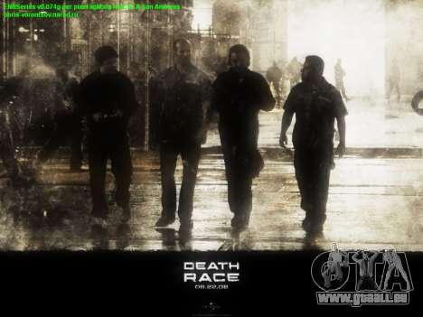 Boot-screens Death Race für GTA San Andreas zweiten Screenshot