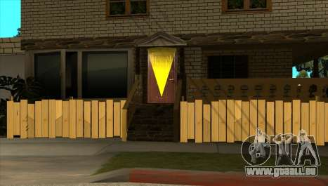 Maison moderne de Sijia v1.0 pour GTA San Andreas deuxième écran