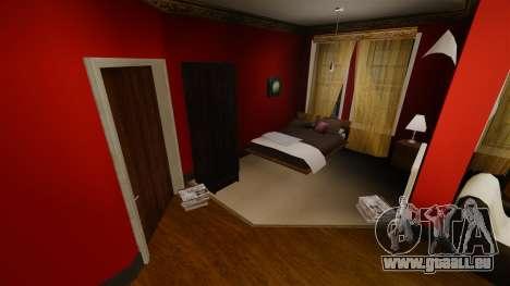 Appartement rénové dans l'Alderney city pour GTA 4 cinquième écran