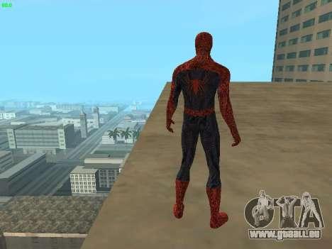 Spiderman für GTA San Andreas fünften Screenshot
