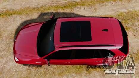 BMW X5M v2.0 für GTA 4 rechte Ansicht