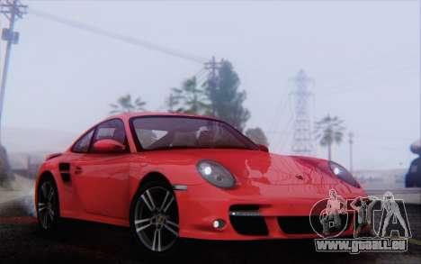 Porsche 911 Turbo pour GTA San Andreas vue de côté