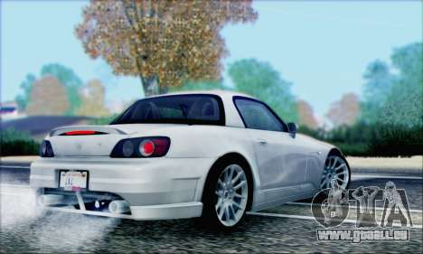 Honda S2000 Daily für GTA San Andreas Räder