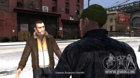 Crack pour GTA 4 à Vapeur pour GTA 4 septième écran