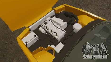 Renault 21 Nevada GTD pour GTA 4 Vue arrière