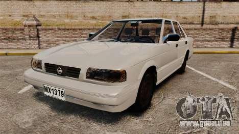 Nissan Tsuru pour GTA 4