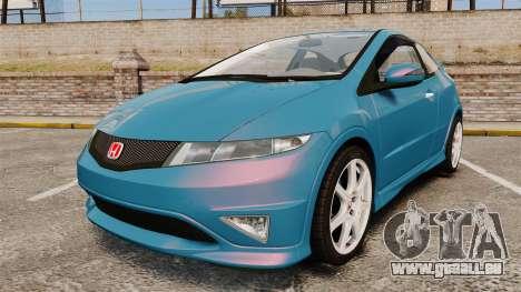 Honda Civic Type R 2007 pour GTA 4