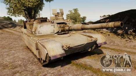 M1A2 Abrams für GTA 4