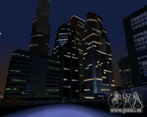 ENB pour PC faible pour GTA San Andreas cinquième écran