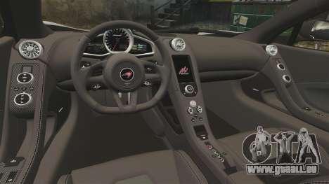 McLaren MP4-12C 2012 [EPM] pour GTA 4 est un côté