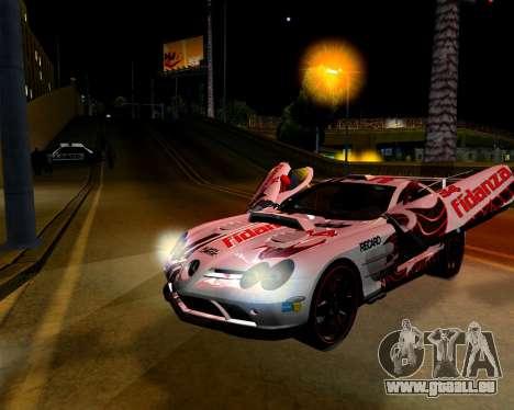 ENB pour PC faible pour GTA San Andreas