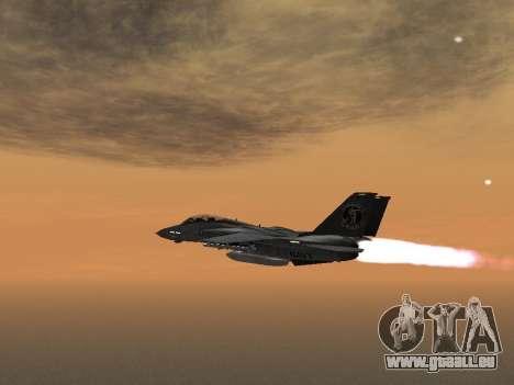 F-14 Tomcat HQ pour GTA San Andreas
