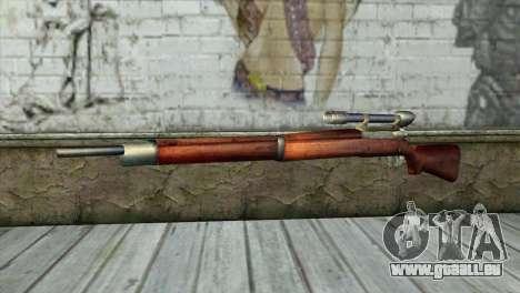 Springfield Sniper für GTA San Andreas