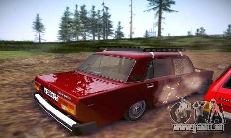VAZ 21053 für GTA San Andreas Seitenansicht