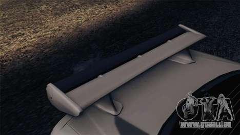 Nissan Skyline GT-R R34 V-Spec Lexani Rims pour GTA San Andreas vue de droite