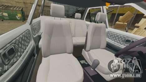 Nissan Tsuru pour GTA 4 est un côté