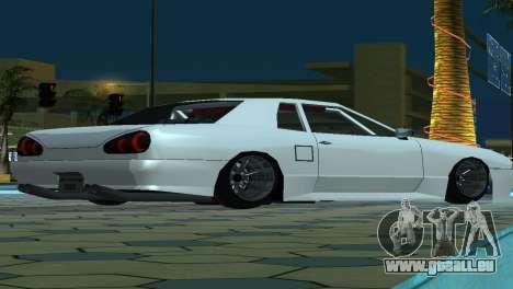 Elegy 280sx v2.0 für GTA San Andreas Motor