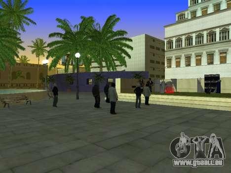 Le concert Film pour GTA San Andreas deuxième écran