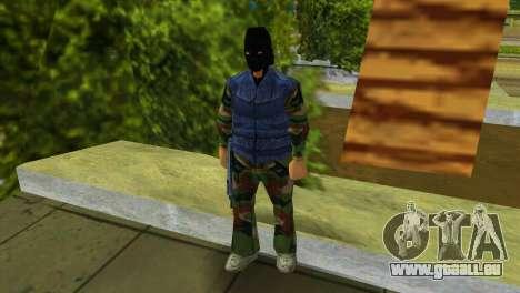 Reskin des voleurs GTA Vice City pour la troisième écran