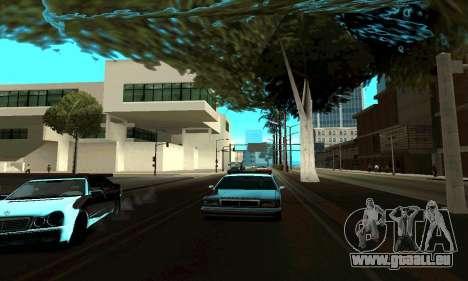 ENBseries pour PC faible pour GTA San Andreas quatrième écran