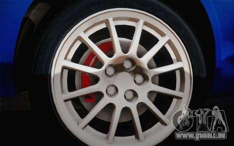 Hyundai Accent Admire 2004 pour GTA San Andreas sur la vue arrière gauche