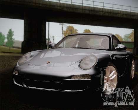 Porsche 911 Carrera pour GTA San Andreas vue de côté
