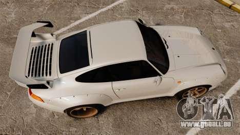 Porsche 993 GT2 1996 v1.3 pour GTA 4 est un droit