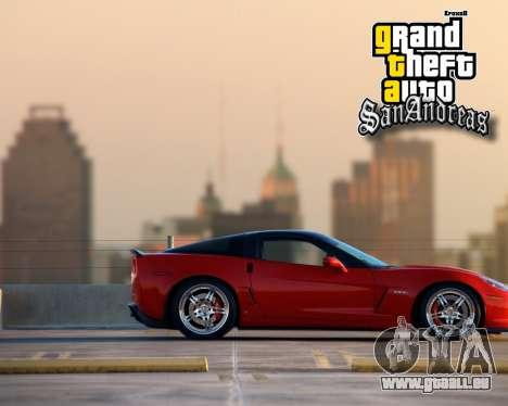 Neue boot-screens für GTA San Andreas sechsten Screenshot