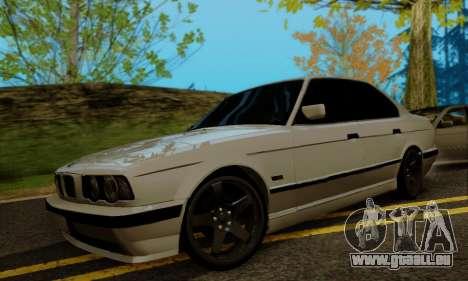 BMW 525 Re-Styling für GTA San Andreas