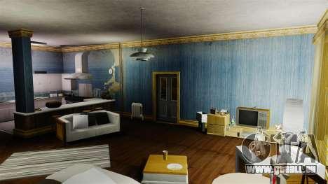 Appartement rénové de Sud de Bohan pour GTA 4
