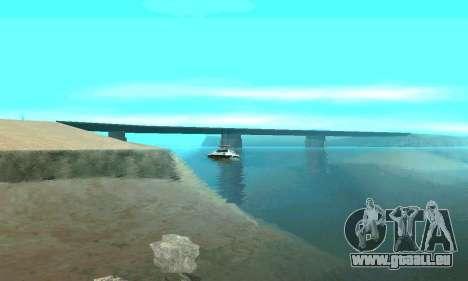 ENBseries pour PC faible pour GTA San Andreas sixième écran