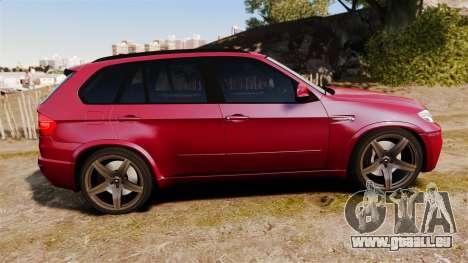 BMW X5M v2.0 für GTA 4 linke Ansicht