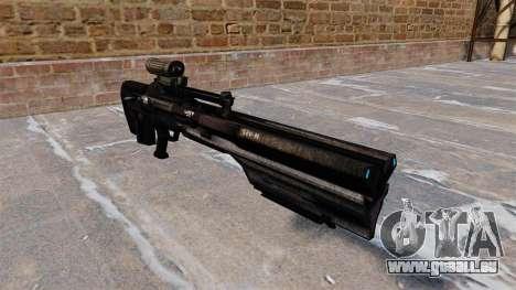 Gaußgewehr GK8 für GTA 4