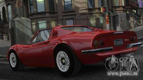 Ferrari Dino 246 GTS pour GTA 4 Salon