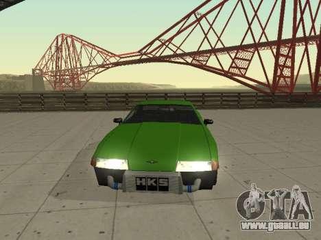 Elegy by X3noNon pour GTA San Andreas