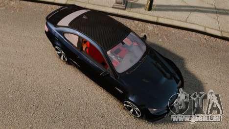 BMW M3 E92 AC Schnitzer ACS3-Sport pour GTA 4 est un droit