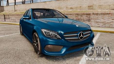 Mercedes-Benz C-Class (W205) AMG 2014 für GTA 4