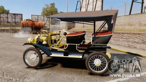 Ford Model T 1910 pour GTA 4 est une gauche