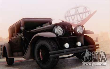 Albany Roosevelt from GTA V pour GTA San Andreas