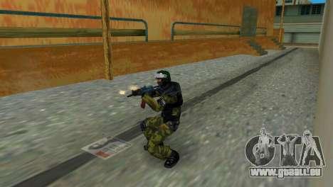 Soldat der Special Forces für GTA Vice City dritte Screenshot