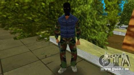 Reskin des voleurs pour GTA Vice City