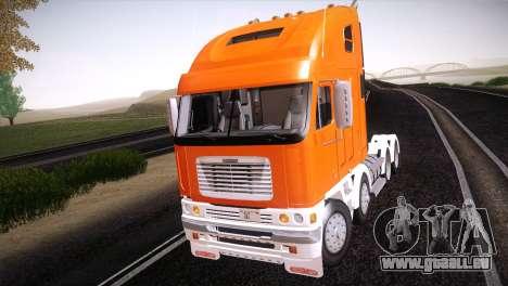 Freightliner Argosy 8x4 für GTA San Andreas