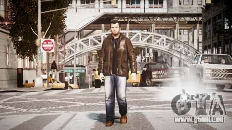 GTA V Michael De Santa pour GTA 4