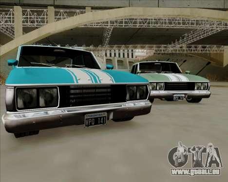 Ford Falcon Sprint 1972 für GTA San Andreas