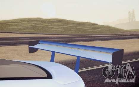 Hyundai Genesis Coupe 2010 Tuned pour GTA San Andreas vue de côté
