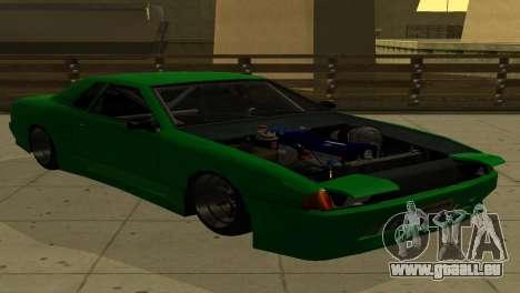 Elegy 280sx v2.0 für GTA San Andreas
