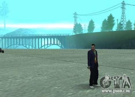 Neue Andre für GTA San Andreas