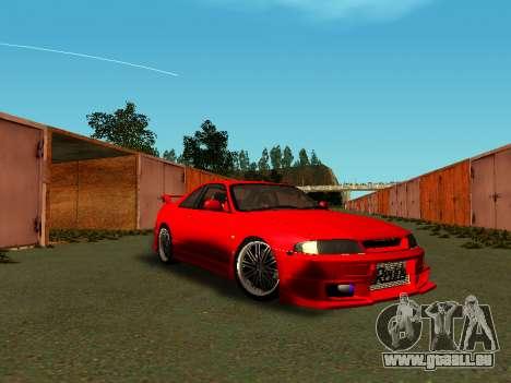 Nissan Skyline R33 GT-R V-Spec pour GTA San Andreas