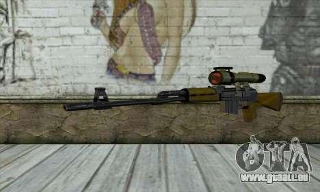 M76 pour GTA San Andreas