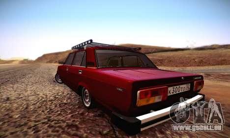 VAZ 21053 für GTA San Andreas linke Ansicht